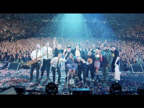Hilltop Hoods - Melbourne Australia, Rod Laver Arena Night 1 (The Great Expanse World Tour)