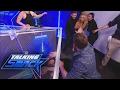 WWE: Nikki Bella fue atacada brutalmente por Natalya en programa de TV en vivo - Noticias de divas eeg