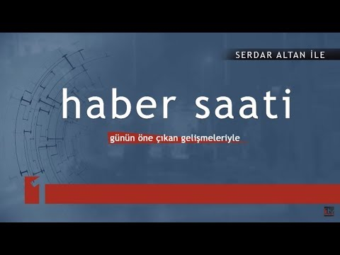 Haber Saati - 03/08/2017