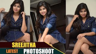 Sreejitha New Photoshoot 2017 | ||