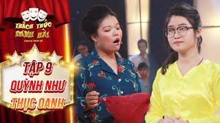 """Thách thức danh hài 4   tập 9: Nữ sinh lớp 9 đối đáp nhanh lẹ khiến Trường Giang """"câm nín"""""""