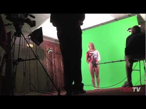 Alabama Gymnastics All Access: Photo Shoot Day