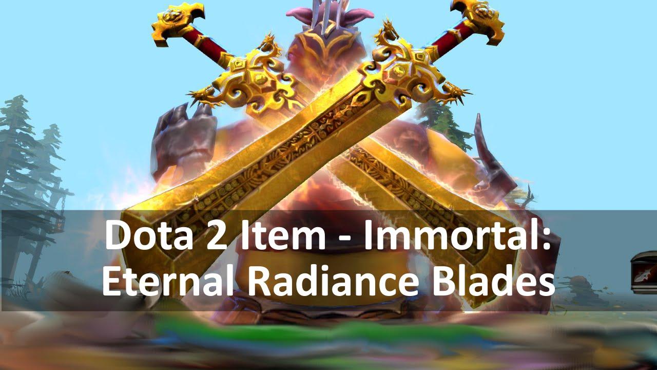 Eternal Blade Dota Dota 2 Items Eternal
