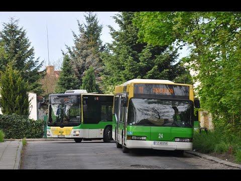 Neoplan N4011NF #24 @ MZK Zielona Góra, 21 ♪ ZF ♪