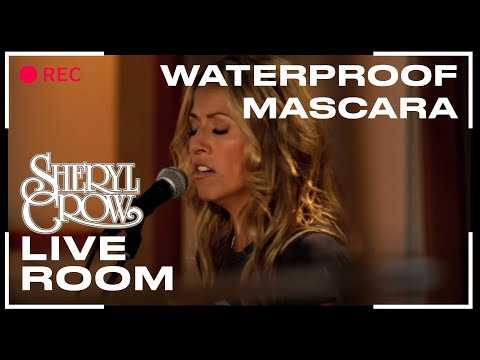 Sheryl Crow - Waterproof Mascara