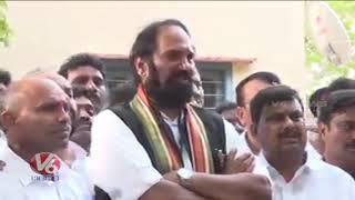 TPCC Chief Uttam Kumar Reddy Speaks Over His Victory In Lok Sabha Elections