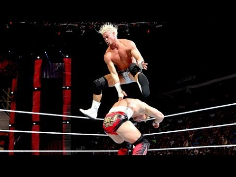 Chris Jericho vs. Dolph Ziggler - Money in the Bank Contract Match, Raw, August 20, 2012
