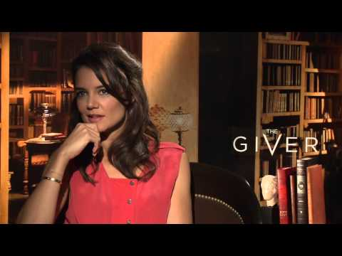 The Giver: Katie Holmes