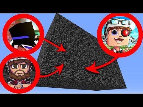 ВЫЖИВАНИЕ В КОРОБКЕ ИЗ БЕДРОКА В МАЙНКРАФТЕ! Minecraft Survive in box