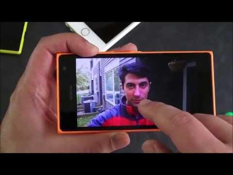 Unboxing the Nokia Lumia 735 'selfie' Windows Phone
