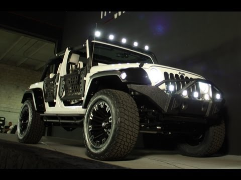 2013 Jeep Wrangler Avorza Offroad Edition - The Auto Firm by Alex Vega
