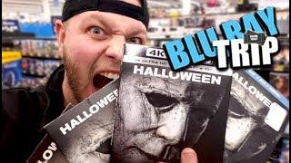 Halloween 2018 Blu-Ray Trip!!!!