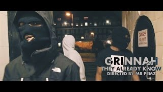 Trizzy Grinnah #017 | They Already Know @GrSw8 (Music Video) | @HBVTV