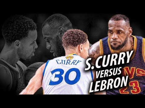 Stephen Curry EVERY ONE-on-ONE PLAY vs LeBron James (2010-2017)