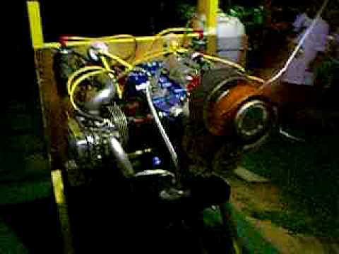 vw aircraft engine  light airplanes youtube