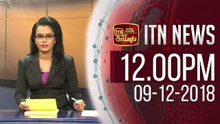 ITN News 2018-12-09 | 12.00 PM