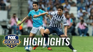 Monterrey vs. Queretaro | 2018-19 Liga MX Highlights