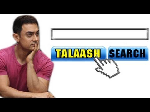 Aamir Khan demands TALAASH to replace GOOGLE SEARCH