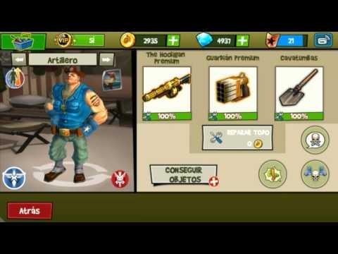 BLITZ BRIGADE REVIEW DE LA NUEVA ACTUALIZACIÓN ARMAS Y MAS Gameplay HD