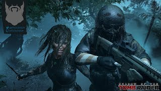 🔵 Shadow of the Tomb Raider PC Gameplay Live Stream | Gettin' Started!
