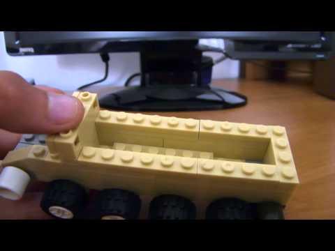 Как из лего сделать бт 7 из лего