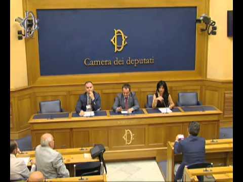 Roma - Conferenza stampa di Aniello Formisano (15.07.15)
