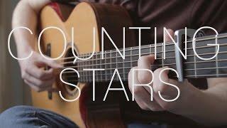 Download Lagu OneRepublic - Counting Stars - Fingerstyle Guitar Cover By James Bartholomew Gratis STAFABAND