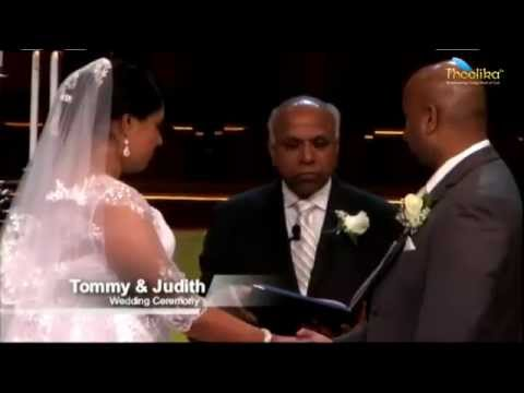Tommy Weds Judith on November 1st 2014