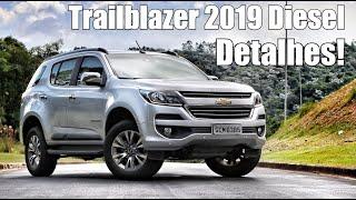 Chevrolet Trailblazer Diesel 2019 Detalhes - Falando de Carro