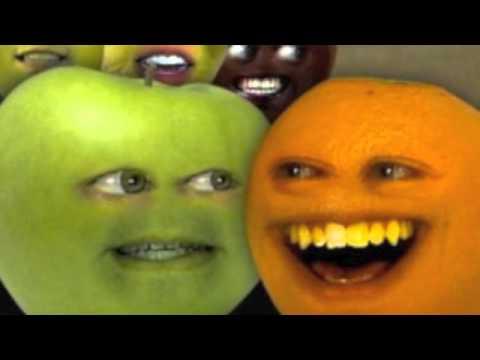 Annoying Orange Knife Theme Song Annoying Orange Punk R...