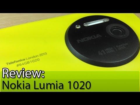Prova em vídeo: Nokia Lumia 1020 | Tudocelular.com