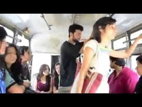 Delhi Bus Scandal video