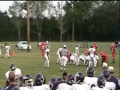 Otis Jones Jr. # 87 Furman Middle School S.C Starter Wide Receiver