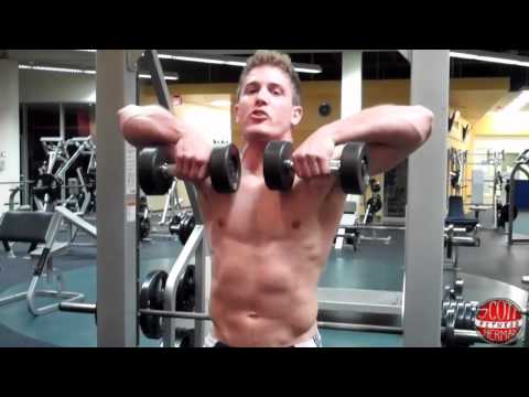 How To: Dumbbell Upright-Row Image 1