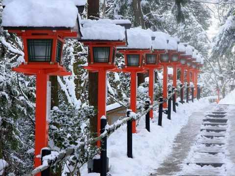 Essences of Winter in Japan -- HD version --