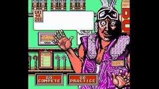 NES Longplay [509] Ski or Die