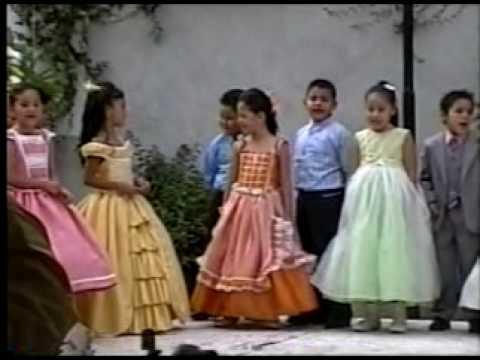 Canción de despedida niños del Kinder Josefa Ortiz L.