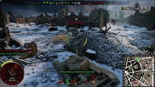 World of Tanks xbox - black prince fire starter
