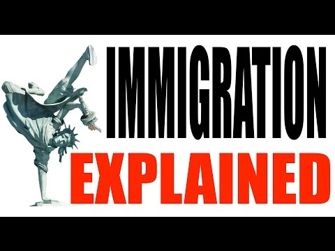 History of Immigration in the US for Dummies