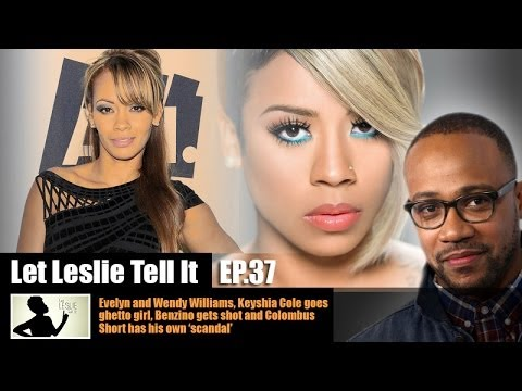 Let LESLIE Tell It [37: Benzino Shot & Columbus Short's scandal]