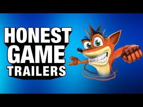 Crash Bandicoot Honest Game S