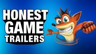 CRASH BANDICOOT (Honest Game Trailers)