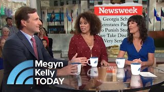 Did The US Open Umpire Make Fair Calls Against Serena Williams? | Megyn Kelly TODAY