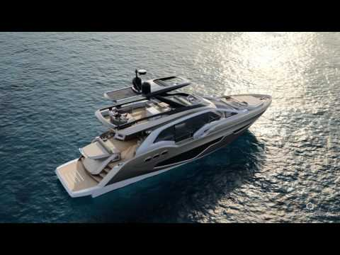 Sessa Marine FLY 21 Gullwing By CENTROSTILEDESIGN