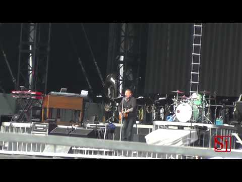 Napoli - The Boss Bruce Springsteen - Sorpresa sul palco (23.05.13)