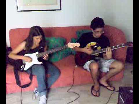 Seven Nation Army Solo [Cover] Fra&deby