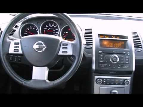 2007 Nissan Maxima 3 5 Se In Chicopee Ma 01020 Youtube