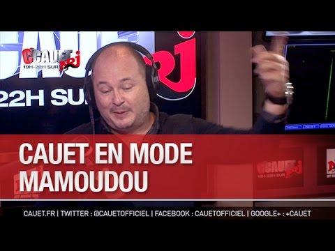 Cauet en mode Mamoudou - C'Cauet sur NRJ