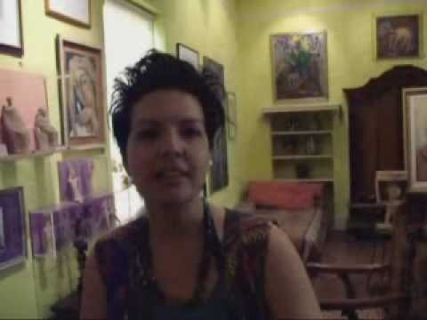 Irma Stern Influences Visitor Irma Stern Museum