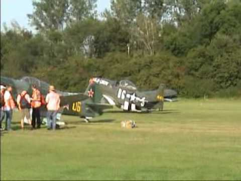 P51 Mustang AWESOME SOUND !!!
